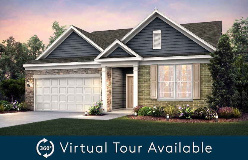 Move In Ready New Home In Liberty Green Community