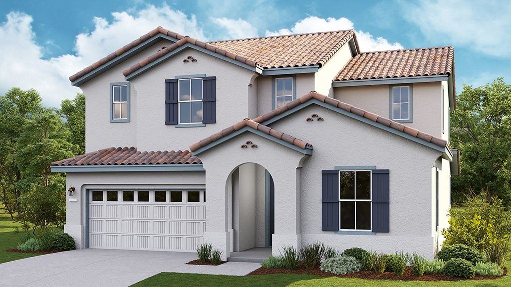 Move In Ready New Home In Belmont at Twelve Bridges Community