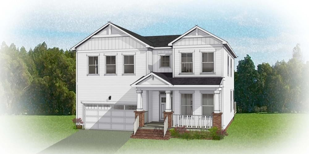 Move In Ready New Home In Givens Farm Community