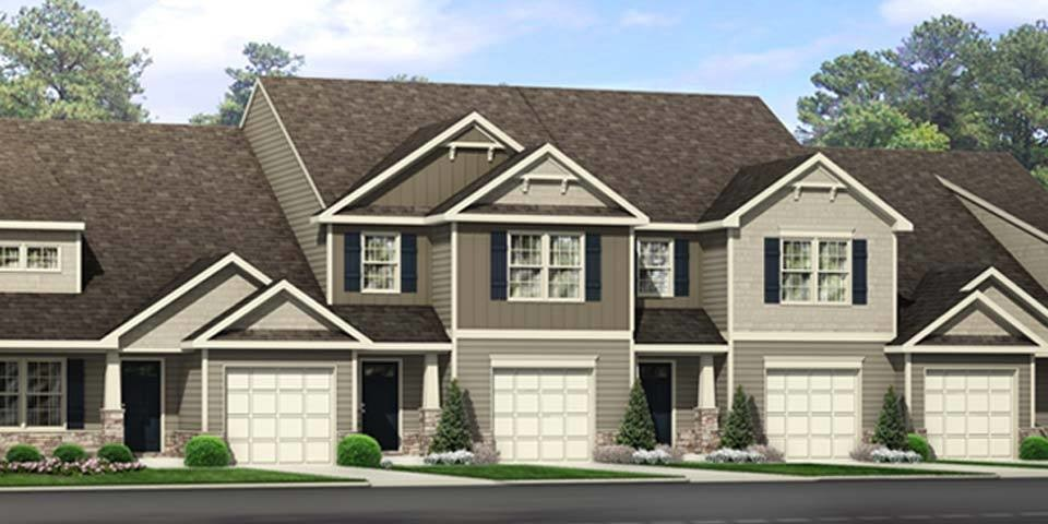 Move In Ready New Home In Magnolia on Main Community