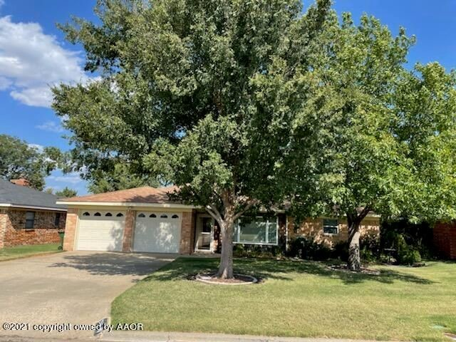 3-Bedroom House In Borger