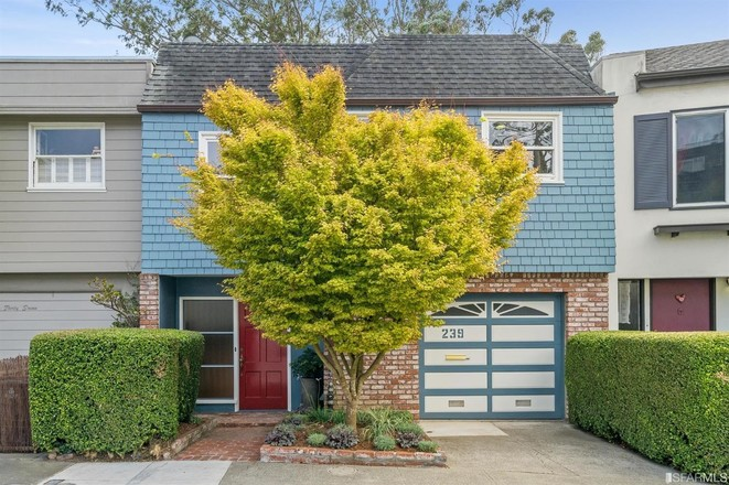 Upgraded 3-Bedroom House In Miraloma Park