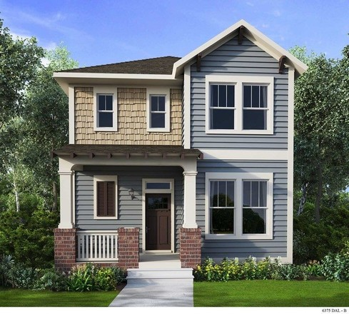 Move In Ready New Home In HomeTown Garden Community