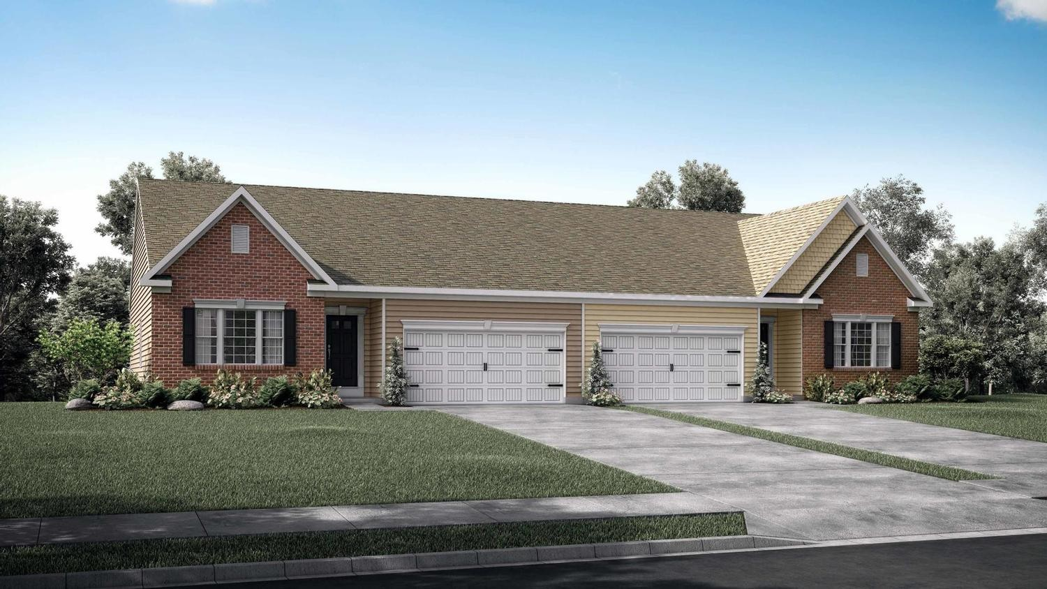 Move In Ready New Home In Oakmont Heights Community