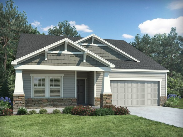 Move In Ready New Home In Amberley - The Piedmont Series Community