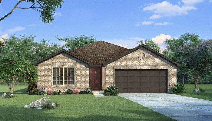 Move In Ready New Home In Heartland 50s Community