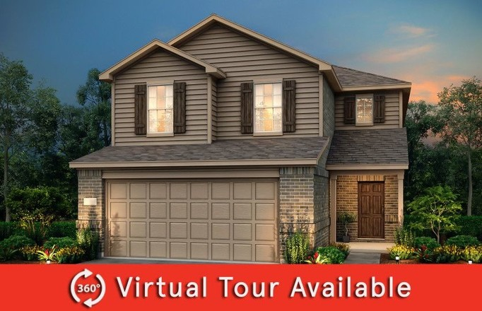 Move In Ready New Home In Travis Ranch Community
