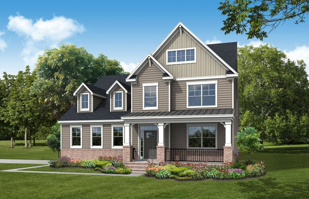 Move In Ready New Home In Cypress Creek Community
