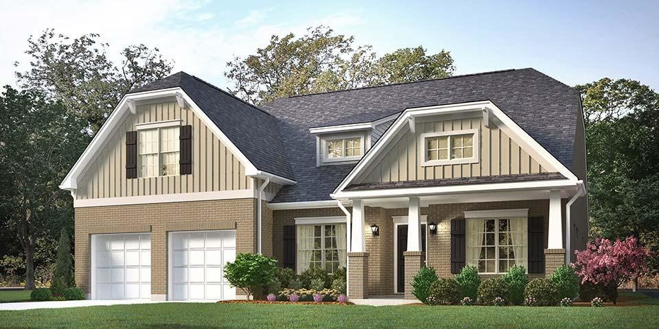 Move In Ready New Home In Dawn Acres Community