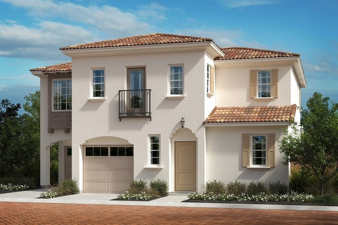 Move In Ready New Home In The Courts at El Paseo Community