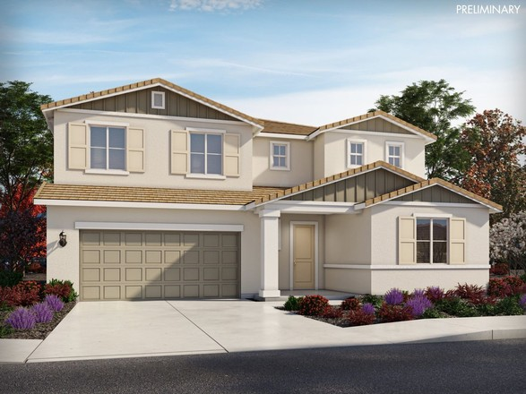 Move In Ready New Home In Montclair Community
