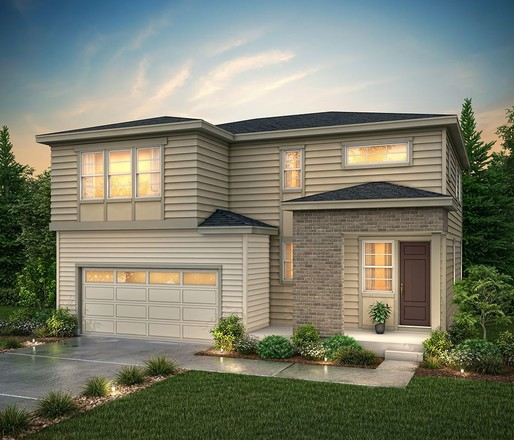 Move In Ready New Home In The Enclave at Stonebridge at Meridian Ranch Community