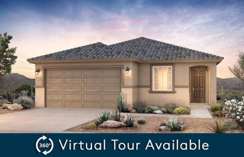 Ready To Build Home In San Tan Heights Community