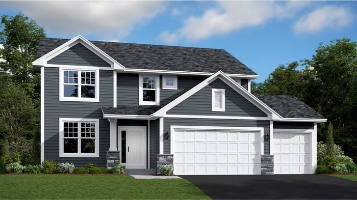 Move In Ready New Home In Calarosa - Discovery Collection Community
