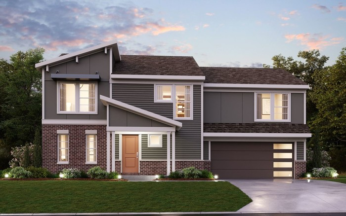 Ready To Build Home In Villages At Brookside Community