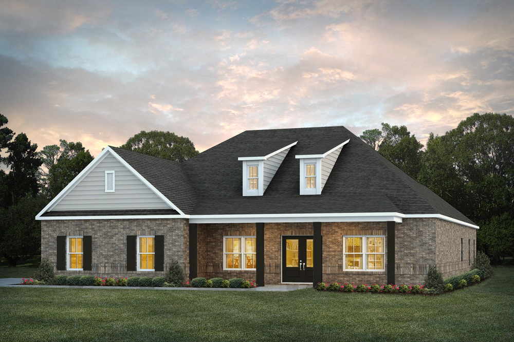 Move In Ready New Home In Camden Ridge South Community