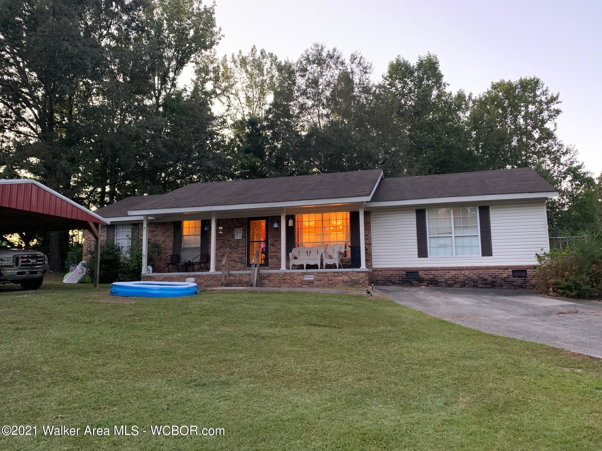 1-Story House In Haleyville