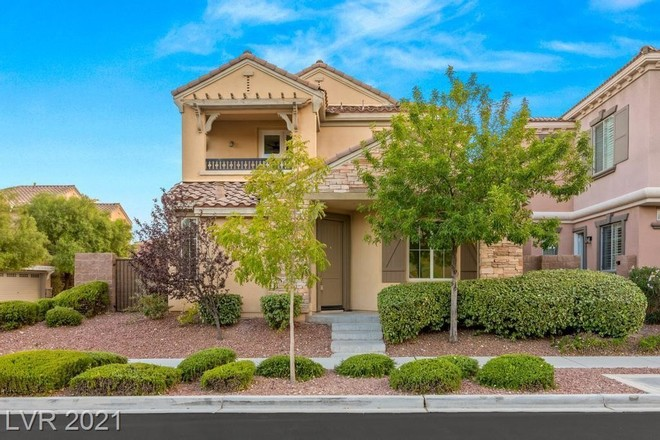 Upgraded 4-Bedroom House In Summerlin Centre