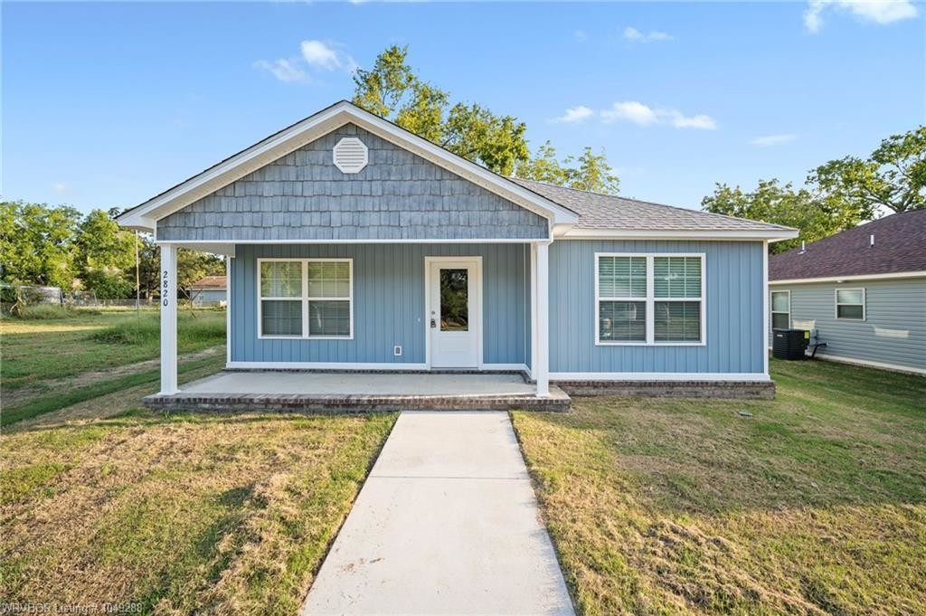 1273 SqFt House In Fort Smith