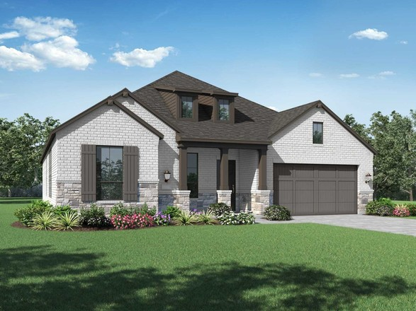 Move In Ready New Home In Devonshire: 60ft. lots Community