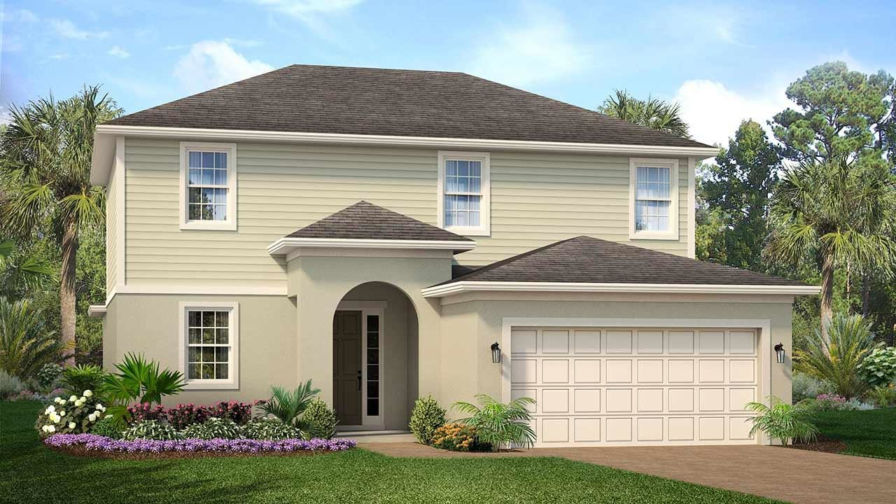Move In Ready New Home In Aviana Community