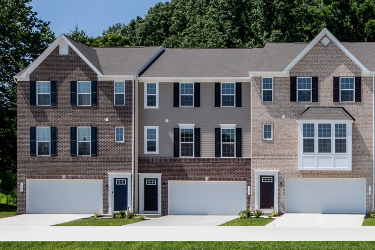 Ready To Build Home In Brookwood Crossing Community