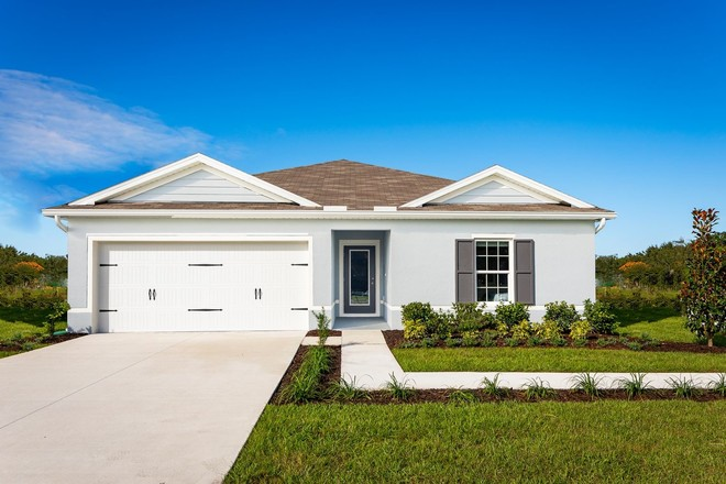 Move In Ready New Home In Eagle Landing Community