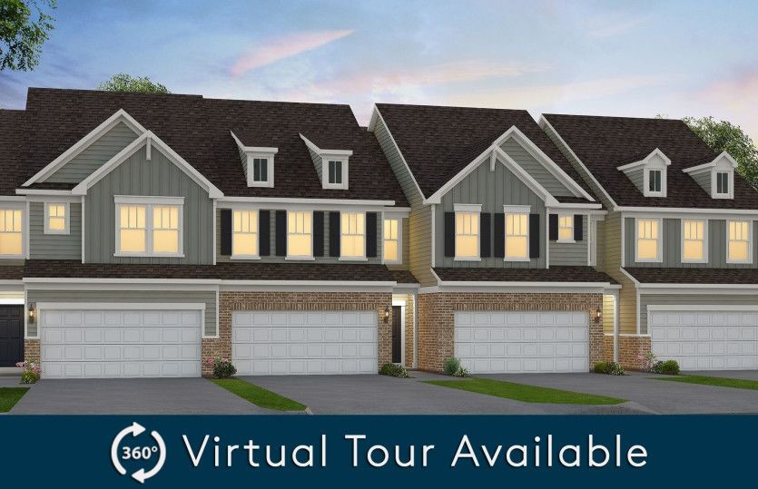 Move In Ready New Home In Meadow Ridge Community