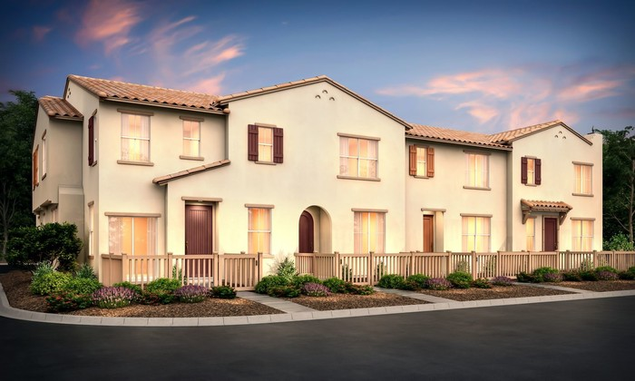 Move In Ready New Home In Foothill Grove Community