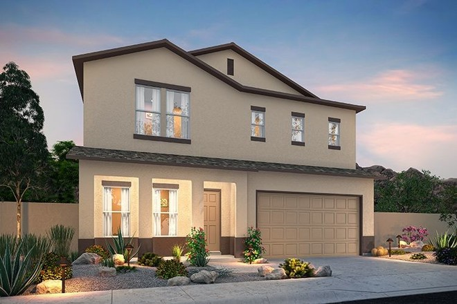 Move In Ready New Home In Cheyenne Meadows Community
