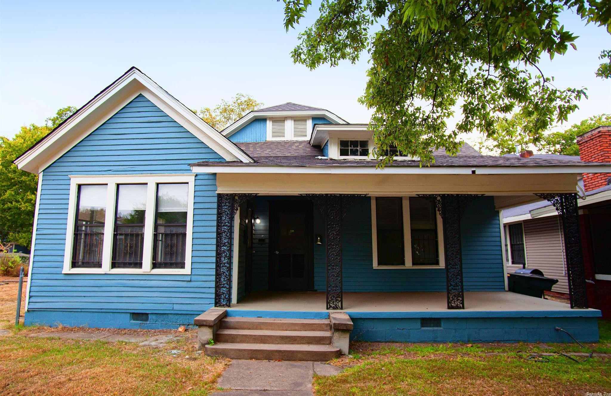 Remodeled 1-Bedroom House In Central High