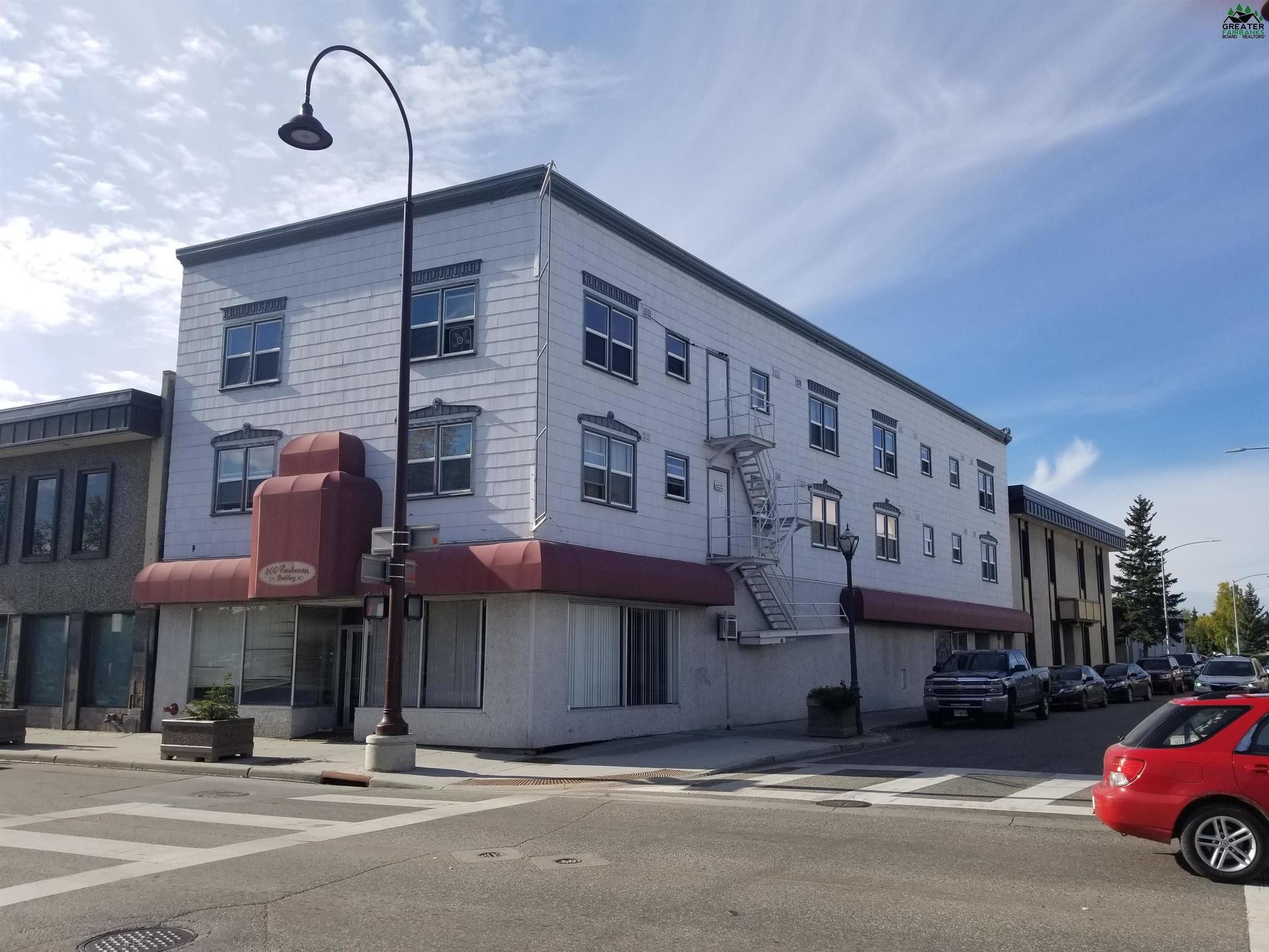 Multi-Family Home In Downtown Fairbanks
