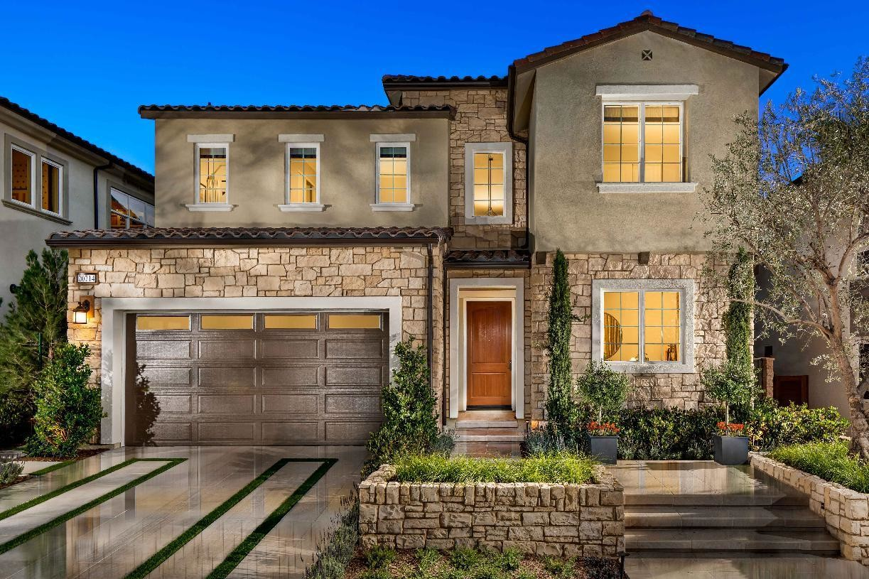 Move In Ready New Home In Hillcrest at Porter Ranch - Highlands Collection Community