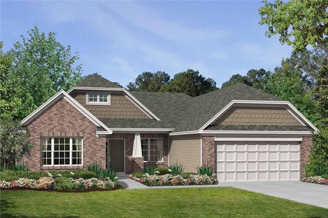 Move In Ready New Home In Madingley Falls Community