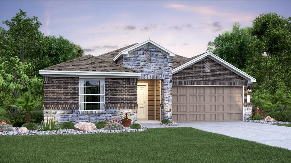 Move In Ready New Home In Hidden Trails - Westfield Collection Community