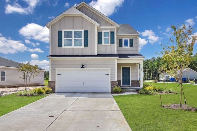 Ready To Build Home In Magnolia Hill Community