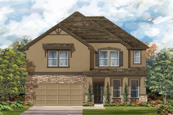 Move In Ready New Home In Hidden Bluffs at TRP Community