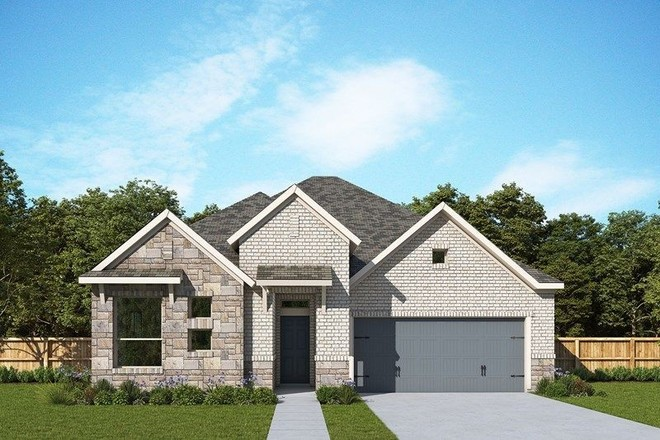 Move In Ready New Home In Campanas at Cibolo Canyons Community