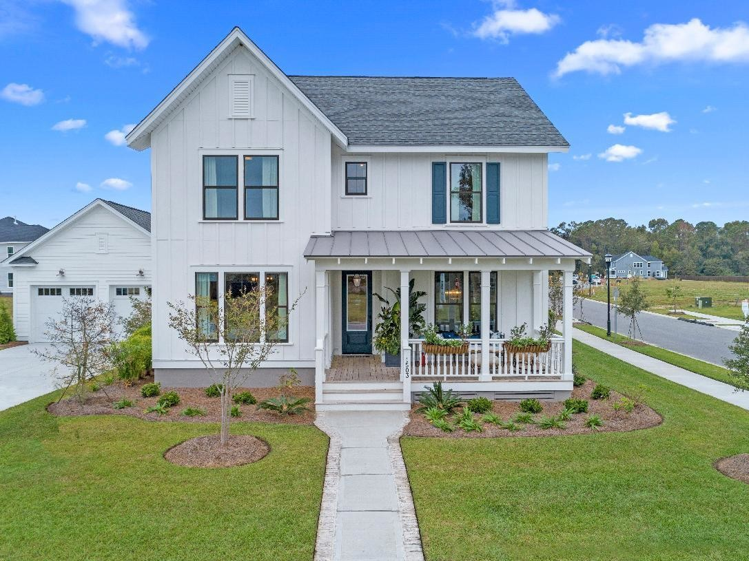 Move In Ready New Home In Carnes Crossroads Community