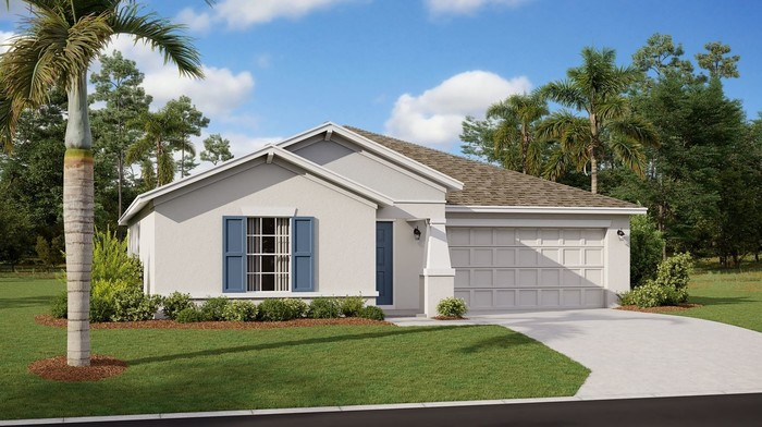 Move In Ready New Home In Liberty Ridge Community