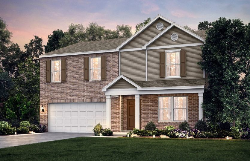 Move In Ready New Home In Ardmore - Freedom Series Community