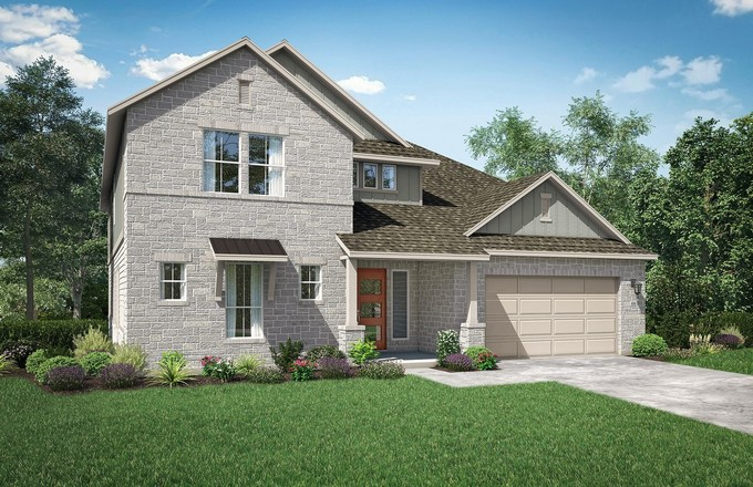 Move In Ready New Home In Orchard Ridge Community