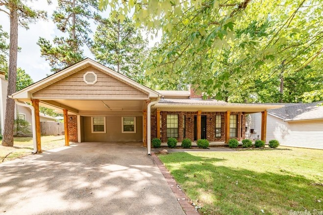 1820 SqFt House In Maumelle