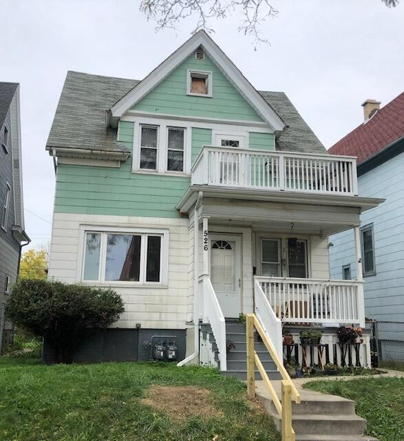 Multi-Family Home In Riverwest
