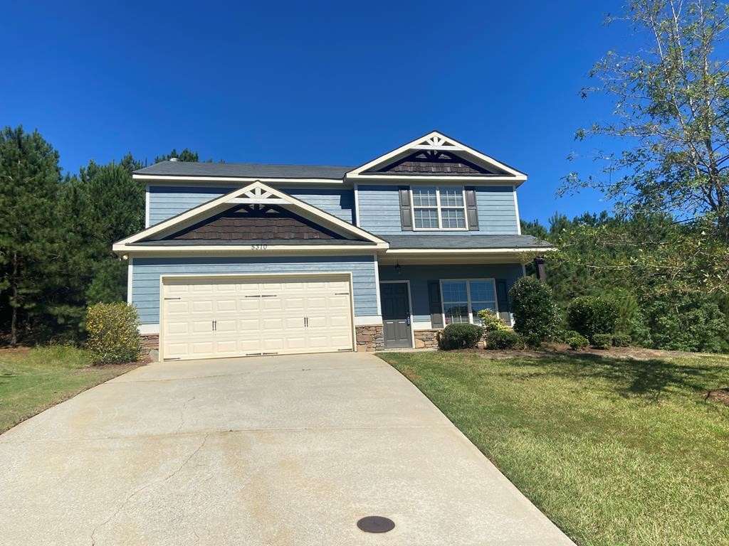 2531 SqFt House In Battle Forest