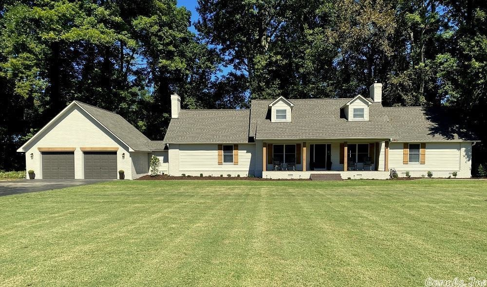 Remodeled Riverfront House