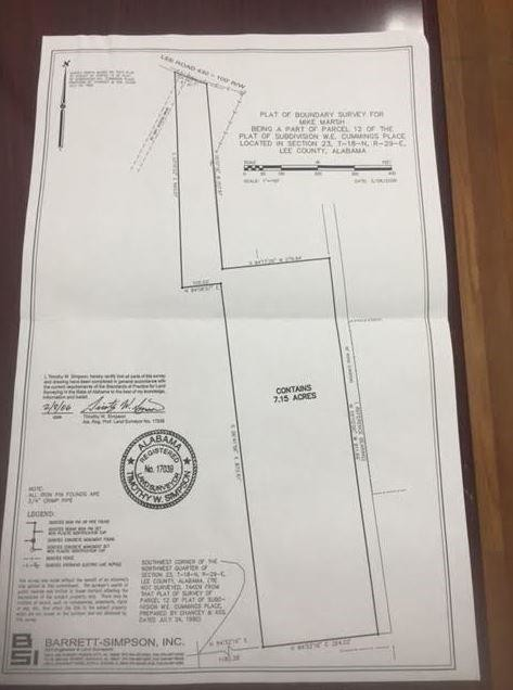 Lot In Smiths Station