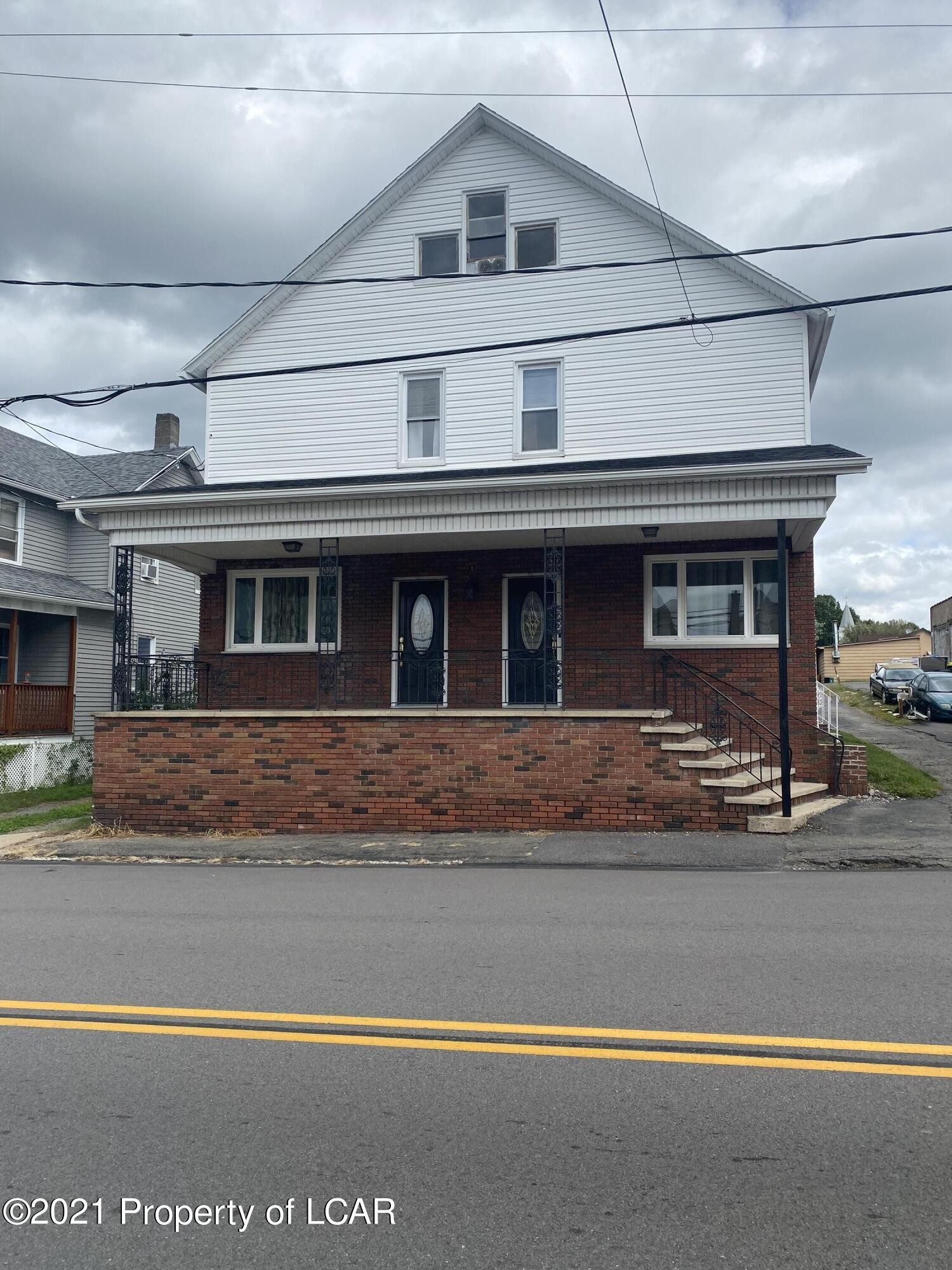 Multi-Family Home In Old Forge