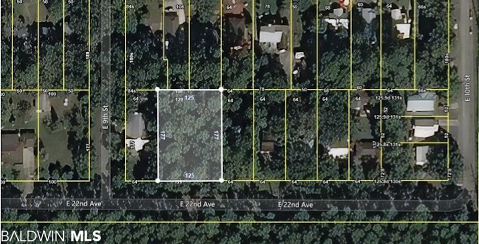 Lot In Gulf Pines Of Gulf Shores