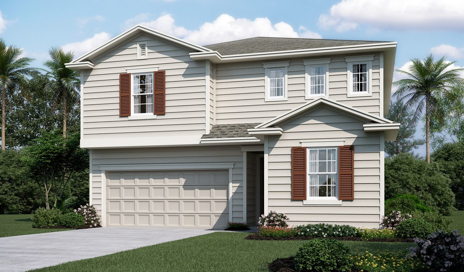 Move In Ready New Home In GreyHawk Community